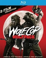 Wolfcop Pack 1 & 2 [New Blu-ray]