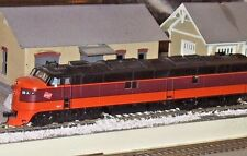 PROTO 2000 Milwaukee Rd HIAWATHA E7A Locomotive DCC & QSI SOUND #18-A
