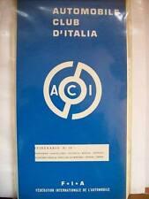 AUTOMOBILE CLUB D'ITALIA ACI ITINERARIO 10 SPAGNA (a10)