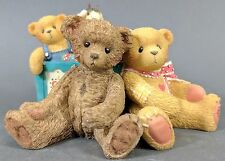 *New* Cherished Teddies ~ Heather and Friends Remembering The Simple. (662038)