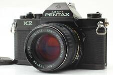 PENTAX K2 BLACK w/ SMC PENTAX 50mm F/1.4 STANDRD LENS KIT SLR 35mm FILM CAMERA