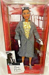 Barbie Signature Rosa Parks Inspiring Women Series Role Model