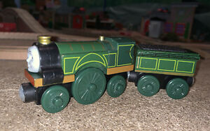 Thomas & Friends Wooden Railway Train Talking Emily Engine 2012