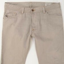 Mens Diesel DARRON 008QU Slim Tapered Grey Jeans W36 L32