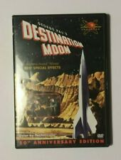 DESTINATION MOON DVD George Pal's 50th Anniversary Edition