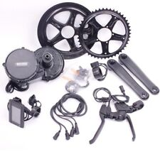 BBS02B 48/52v1,300w Bafang Mid Drive Conversion Kit Electric Bicycle eBike