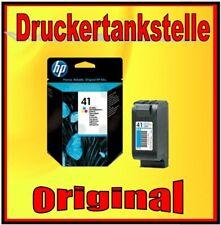 Original HP 41 No. 41 Deskjet 820c 850 855c 870c 1000c 1100 Officejet Pro 51641A
