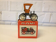 Vtg Rami by JMK Model / Toy Diecast Car 1897 Guthier Wehrle in Original Box