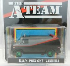 The A Team - 1983 GMC Vandura Van GREEN MACHINE Chase **RR** Greenlight 1:64 RAR