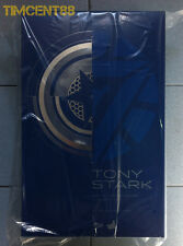 Hot Toys MMS273 Iron man Tony Stark Downey with Arc Reactor Creation Accessories