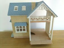 Sylvanian families Riverside Lodge  - House only