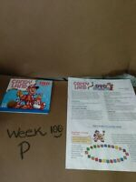 Candyland 2005 DVD Game replacement dvd and rule guide