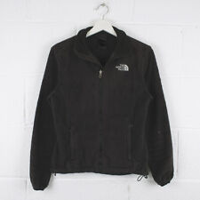 Vintage THE NORTH FACE Black Fleece Jacket Size Womens Small /R61064