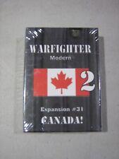 Warfighter Modern: Canada 2