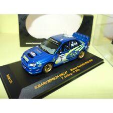 Subaru Impreza WRC #7 1er Rallye Australie 2003 Solberg 1/43 IXO