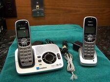 Uniden DECT1580-2 1.9 GHz Cordless Phone 6.0 2-handsets