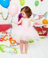 ELC PINK BALLET DRESS TUTU SHOES DANCE OUTFIT BALLERINA FANCY DRESS 3-6 YRS