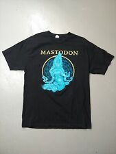 Mastodon Sea-beast Relapse Records T-shirt Size Large