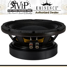 "Eminence KAPPA PRO-10LF 10"" 1200W PA Replacement Speaker Low Frequency Woofer"