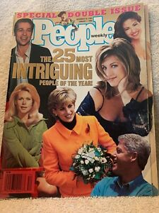 People Magazine The 25 Most Intriguing People Of The Year 1995 Double Issue