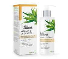 InstaNatural Vitamin C Facial Cleanser - 6.7oz