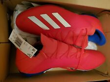 Adidas X 18.3 FG Men's Red Soccer Cleats Size 13