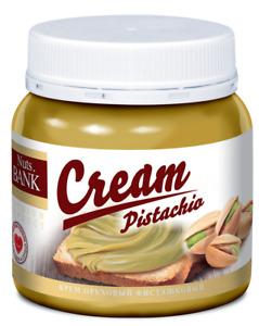 Pistachio Nut Cream Paste Butter Past Vegan 250 g New Sweet