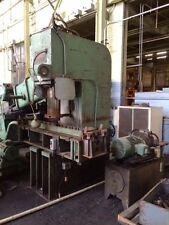 100 Ton Elmes Hydraulic Straightening Press 109189