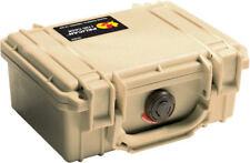 New Desert Tan Pelican ™ 1150 with foam Case includes free Engraved Nameplate