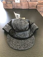 Stormy Kromer Women's Button Up Cap - Harris Tweed - 6 7/8 - Free Shipping
