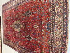 "10'4""x14'8 "" Handmade Antique Persian Mahal"
