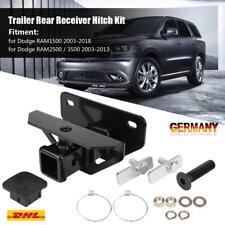 Anhängerzugvorrichtung Anhängerkupplung komplett f. Dodge RAM1500/2500/3500 HDS1