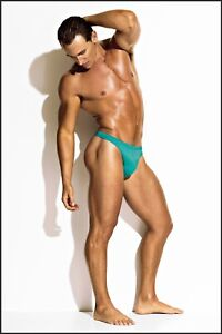 CHARLIE BY MZ swim thong | medium | Sardinia sold out online!!! Great Condition