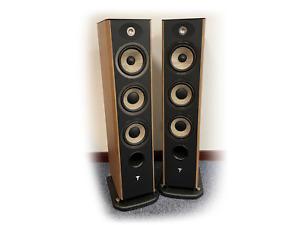 Focal ARIA 926 Floorstanding HiFi Speakers in Prime Walnut (Pair)