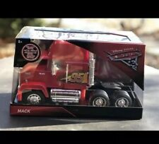 Disney Pixar Cars Mack Tractor Jada Toys 1:24 Scale Diecast Vehicle!