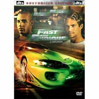 DVD Fast and furious Rob Cohen Occasion