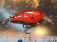 CRANKBAIT CUSTOM PAINTED  LUCKYCRAFT STYLE SQUAREBILL DEMON CRAW FISHING LURE