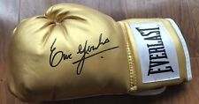 Erik Morales Signed Everlast Boxing Glove With Proof