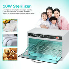 Sterilizer UV Towel Cabinet fr Hair Beauty Salon Sterilization Equipment 110V US