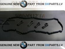 NEW GENUINE  BMW E82 E88 E90 E92 E60 X1 X3 E83 CYLINDER HEAD COVER GASKET SET