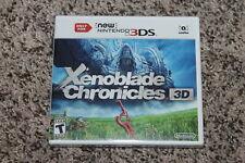 XENOBLADE CHRONICLES 3D NINTENDO 3DS BRAND NEW
