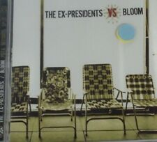 THE EX PRESIDENTS/BLOOM-THE EX PRESIDENTRS BLOOM*CD NEW SEALED PUNK NUOVO