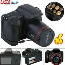 US Digital SLR Camera 2.4 Inch TFT LCD Screen 16X Zoom HD 16MP 1080P Anti-shake