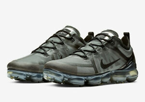 Mens Nike Air Vapormax 2019 Trainers Shoes Black Grey AR6631 004 UK 6 to 11