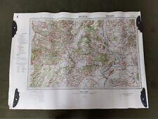 Avignon (9), carte seconde guerre, WW2