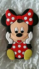 ES- PHONECASEONLINE FUNDA S MINNIE RED PARA SONY XPERIA M2 S50H