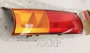 HONDA CR-V 4 DOOR (A) 1997-2000 REAR TAIL LIGHT LHS PART# 33551-S10-G01