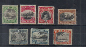 Niue Early Used Collection
