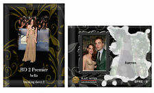 NAT (Nuts About Twilight) Twilight Breaking Dawn Pt 2 Premier Set Trading Cards