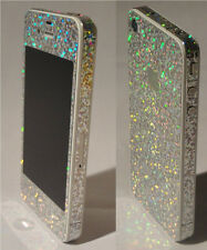 SPARKLES RAINBOW - Vinyl Sticker for iPhone 4 Full Body Vinyl Decal Skin